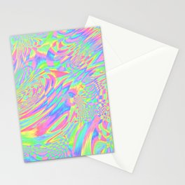 Rainbow Fuster Cluck Stationery Cards