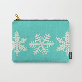 Snowflake Pyrex Carry-All Pouch