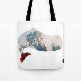 Whale. Tote Bag