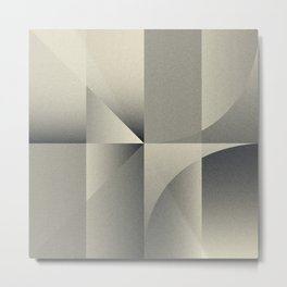 Vertex 355 Metal Print