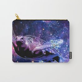 A Sea Turtle's Dream In Space Carry-All Pouch
