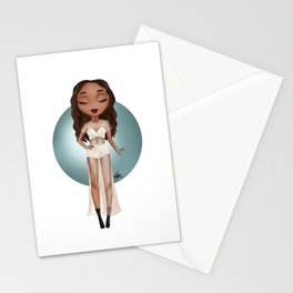 little leigh-anne! Stationery Cards