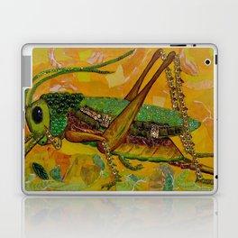 Grasshopper With Jewels Laptop & iPad Skin