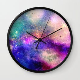 Stardust Groves Wall Clock