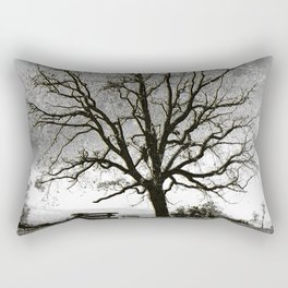 L'arbre de Gourdon Rectangular Pillow