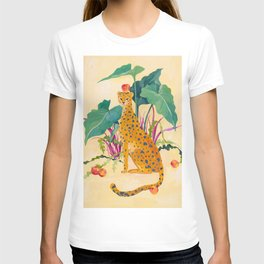 Cheetah and Apples T-shirt