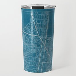 Canberra plan Travel Mug