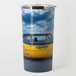 Classic sport car Travel Mug