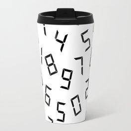 Digits Travel Mug