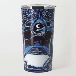 Cthulhu Dreaming Travel Mug