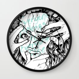 EBTEE Wall Clock