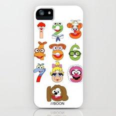 Muppet Babies Numbers Slim Case iPhone (5, 5s)