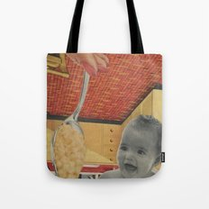 Baby Food Tote Bag