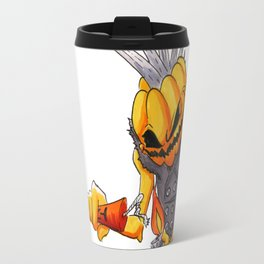 Punk-kin Travel Mug