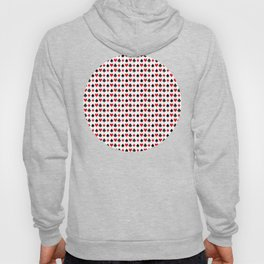 Playing Cards Pattern Hoody