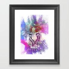 Clandestine Framed Art Print