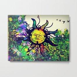 Suncatcher Metal Print