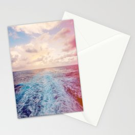Life is a Rainbow Stationery Cards