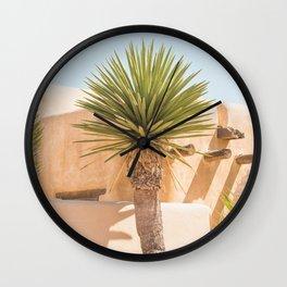 Marfa Oasis Wall Clock