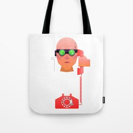 Controlled Freak Tote Bag