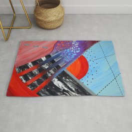 First Glimpse Rug