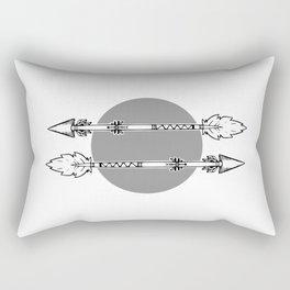 Tribal Arrows 2 Rectangular Pillow