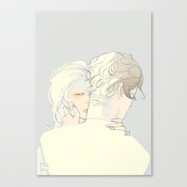 Blackstairs Canvas Print