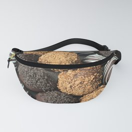 Truffle Chocoholic Fudge Mania Fanny Pack