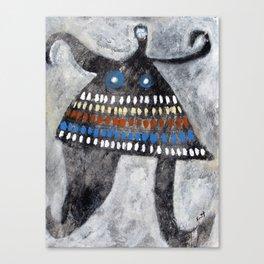 Glad Rags Canvas Print