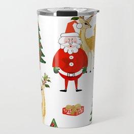 Always Christmas Travel Mug
