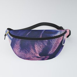 Horse-1-Blues Fanny Pack