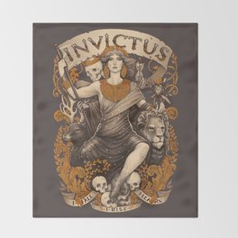 INVICTUS Throw Blanket