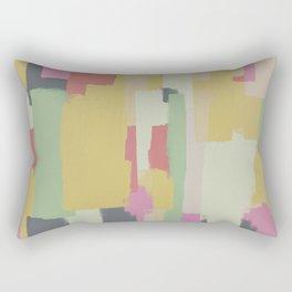 Abstract Painting No. 1 Rectangular Pillow