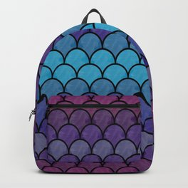 Watercolor Lovely Pattern C Backpack