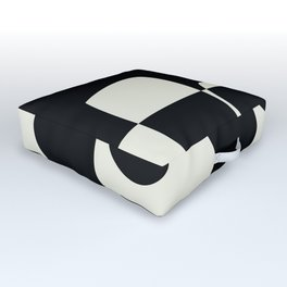 // Reverse 02 Outdoor Floor Cushion