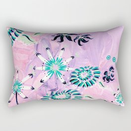 Pink Rhapsody Rectangular Pillow