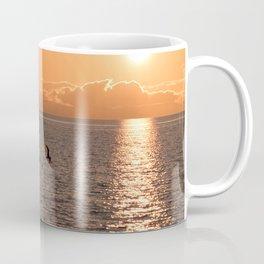 Asymmetrical Glow Coffee Mug
