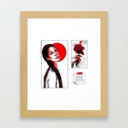 get free Framed Art Print