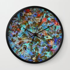 Approximate Stirs Wall Clock