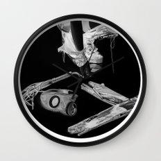 Fetish Cyamese Wall Clock