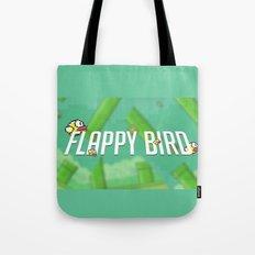 Flappybird Tote Bag