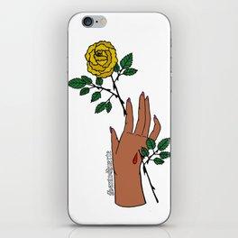Stigmata Rosa - Coatlicue iPhone Skin