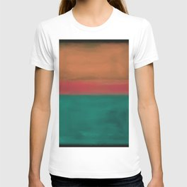 Rothko Inspired #4 T-shirt
