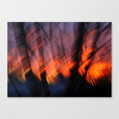 Light Up Your Skies Canvas Print