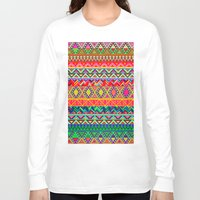 bohemian Long Sleeve T-shirts featuring Bohemian Style by Diego Tirigall