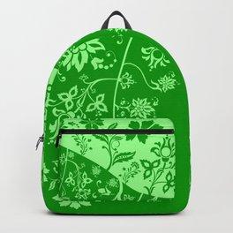 floral ornaments pattern cbp90 Backpack