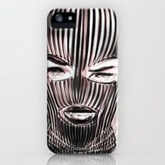 Badwood 3D Ski Mask iPhone (5, 5s) Slim Case