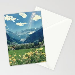 Lake Louise Dream Stationery Cards