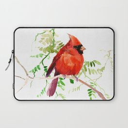 Cardinal Bird Laptop Sleeve