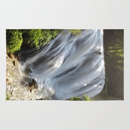 The waterfalls Rug
